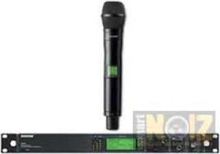 Shure UR24S/KSM9/BK with UR2/KSM9 handheld transmitter