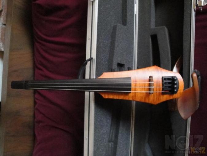 Ned Steinberger, ηλεκτρικο βιολι