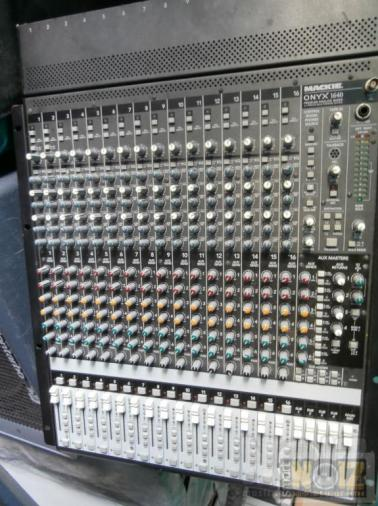 Mixer MACKIE Onyx 1640