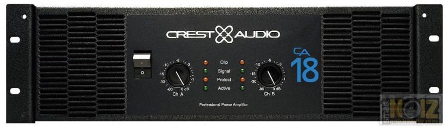 Crest CA 18