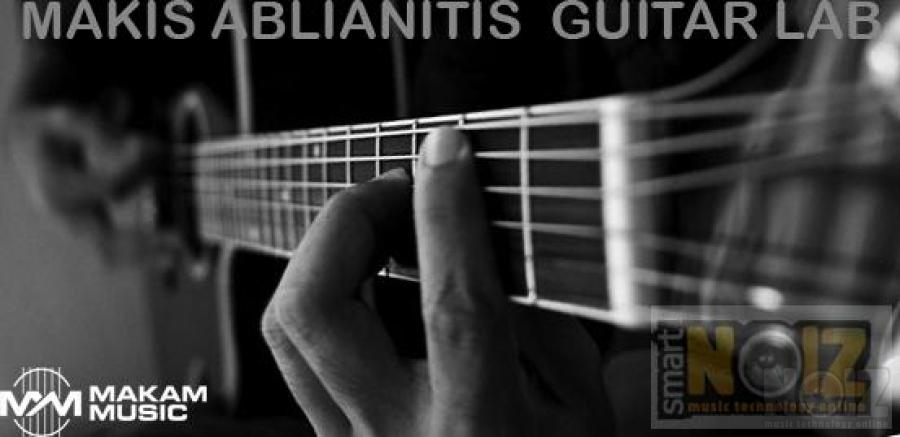 Μαθήματα Κιθάρας με τον ΜΑΚΗ ΑΜΠΛΙΑΝΙΤΗ             .