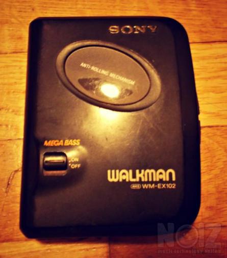 SONY WALKMAN  WM-EX102 / MEGA BASS,Πώληση/Ανταλλαγή