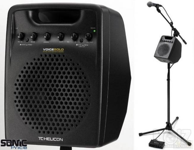 ΖΗΤΗΣΗ - TC-Helicon VoiceSolo VSM-300 XT