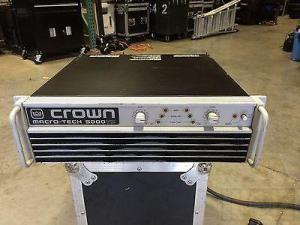 CROWN 5000VZ