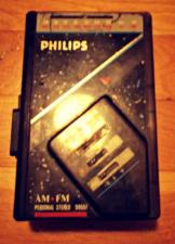 Philips WK D6551,Vintage 80's Walkman ,Working,Πώληση/Ανταλλαγή