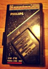 Philips WK D6551,Vintage 80's Walkman ,Working,Πώληση/Ανταλλαγή