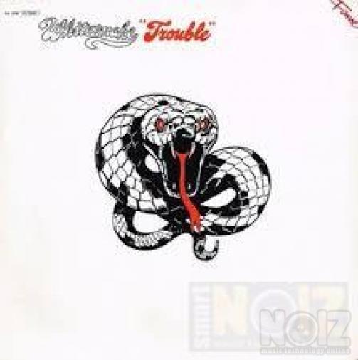 WHITESNAKE TROUBLE 2 LP