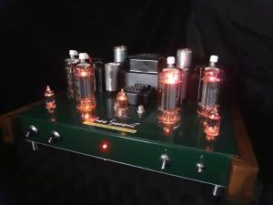 RUSSIAN BIG BROTHER – Power Tube  Amplifier by Arco Sound (Λυχνάρης)