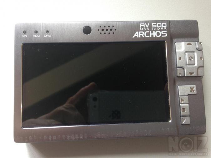 ARCHOS RV500  digital video recorder