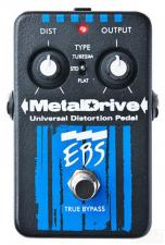 EBS Metal Drive Universal Distortion Pedal NEA TIMH