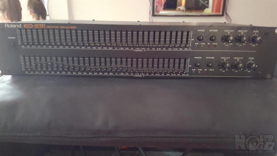 Roland EQ-231