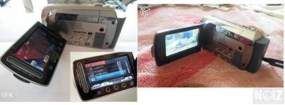 JVC Camera με 2 CARD SLOT
