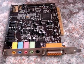 Κάρτα Ήχου Creative Labs CT4830 Sound Blaster Live Card