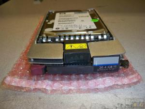 SCSI Σκληρός Δίσκος HP 36.4gb