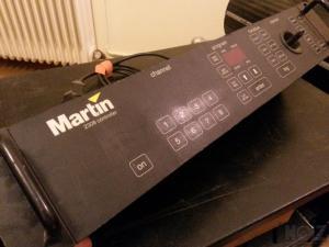 Martin RoboScan PRO518 + Martin 2308 Controller