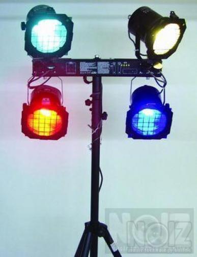 Σύστημα Φώτων Eurolite DTB-403/short MK2 Dimmerbar