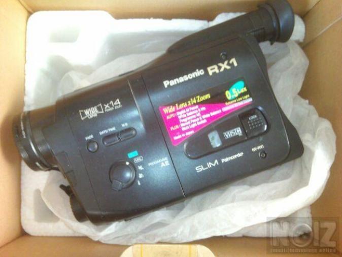 PANASONIC VHS-C βιντεοκαμερα