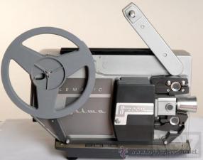 Κινηματογραφικοσ προτζεκτορασ telematic silma