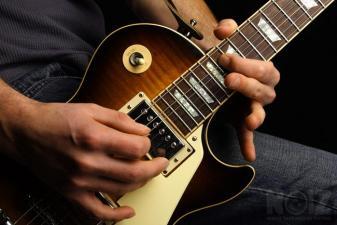 Ιδιαίτερα Μαθήματα Ηλεκτρικής/Ακουστικής Κιθάρας