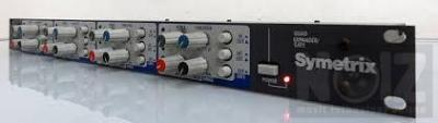 symetrix 544 quad expander, noise  gate