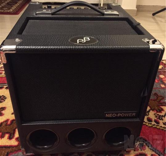 Phil Jones Bass Amp BG150 Flightcase