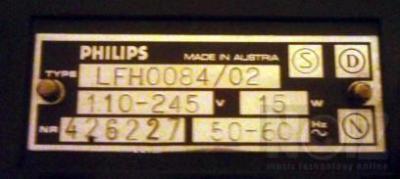 PHILIPS LFH0084 DICTATION MACHINE 70s ΣΥΛΛΕΚΤΙΚΟ