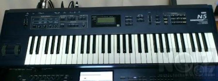 Korg N5 synthesizer