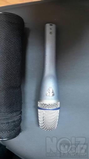 JTS πυκνωτικό μικρόφωνο