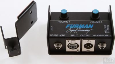Furman HR-2 Passive Remote Headphone Box (4)