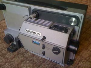 Cinekon Instduo S80 super 8 projector