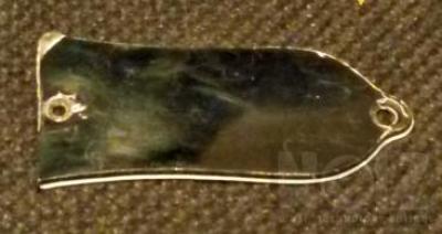 les paul truss rod cover