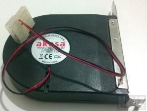 Ανεμιστήρας Akasa PCI slot blower