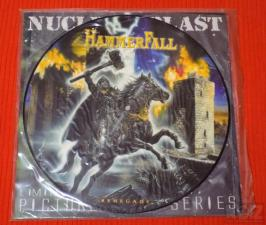 HammerFall's Picture Discs collection