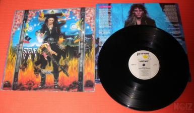 Steve Vai - First Press LP