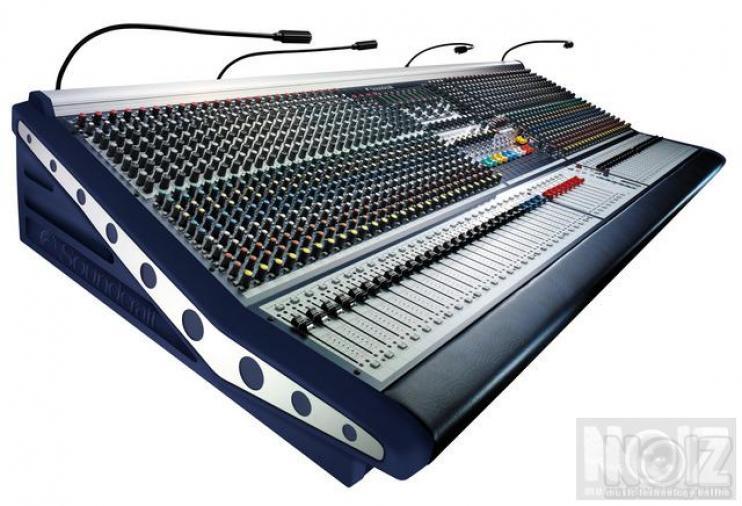 soundcraft mh2,40ch