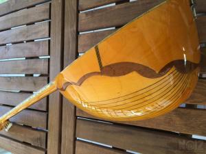 Μπουζούκι κατασκευής Ρεμούνδου