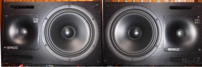 Genelec 1031A active studio monitor