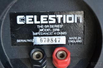 Subwoofer Celestion SR6