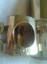 Επιστόμιο Selmer Made in France για Σαξόφωνο Alto ΝΕΑ ΤΙΜΗ!!!