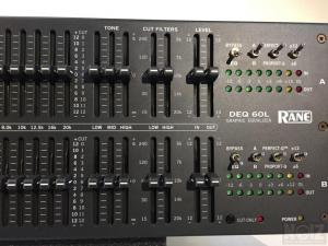 Rane DEQ 60L Graphic Equalizer