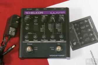 Tc Helicon Voicetone Synth Pedal Καινούργιο