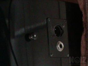 Washburn ηλεκτροακουστική 2001