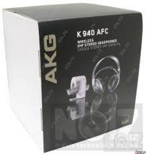 Ασύρματα Ακουστικά AKG K 940 AFC UHF καινουργια!