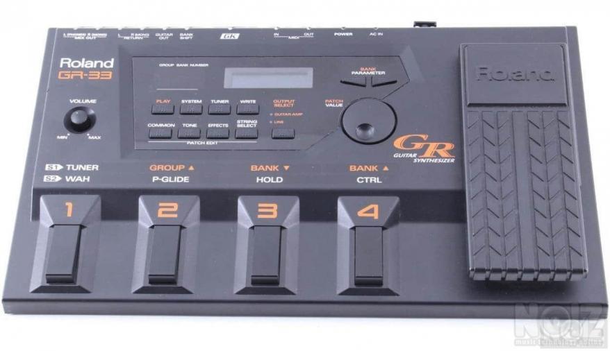Πωλειται Guitar Synthesizer Roland GR-33 guitar