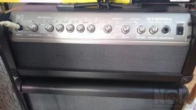 Ενισχυτής beta gt260h amp με 2 ηχεία set ΚΑΙΝΟΥΡΓΙΟ