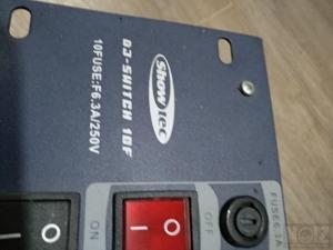 DJ-Switch 10F SHOWTEC