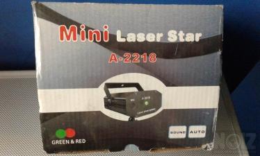 Laser Aiweidy A-2218 rg
