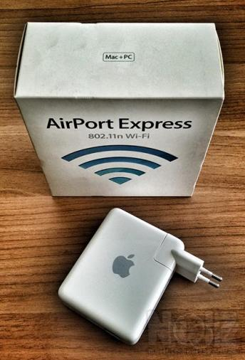 Apple Airport Express 1st Generation