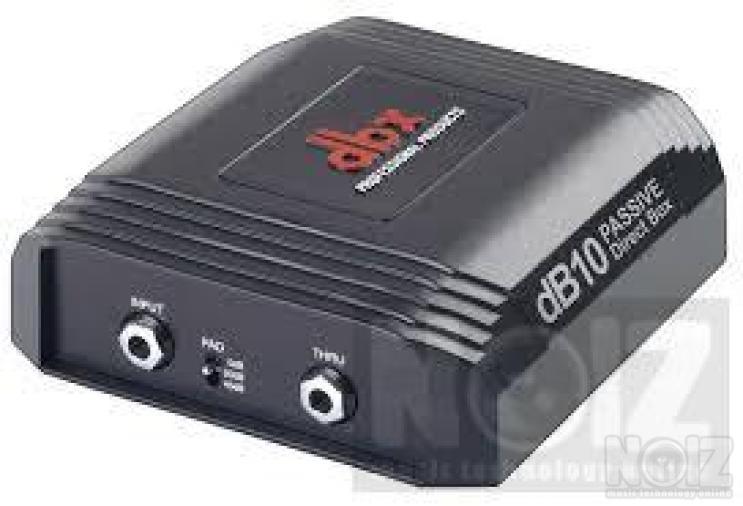 Παθητικά DI DBX DB-10