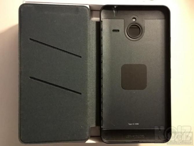 Microsoft Lumia 640 XL Flip Shell Case Cover